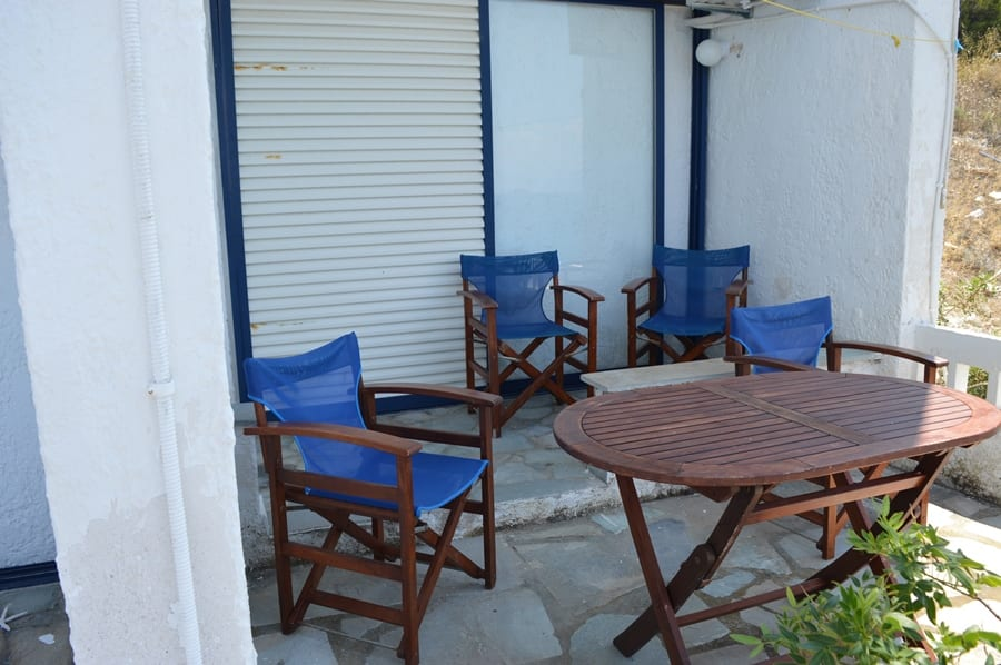 angistri seafront holiday studio