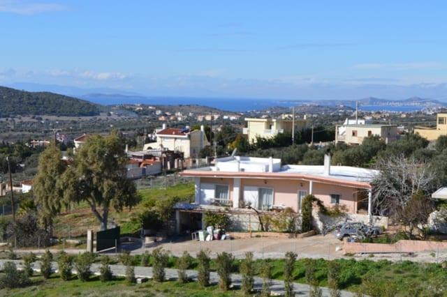 Athenian Riviera luxury villa