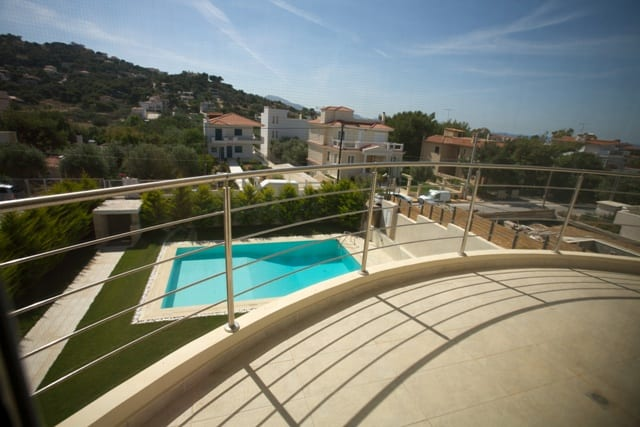 luxury villa for sale in Lagonissi
