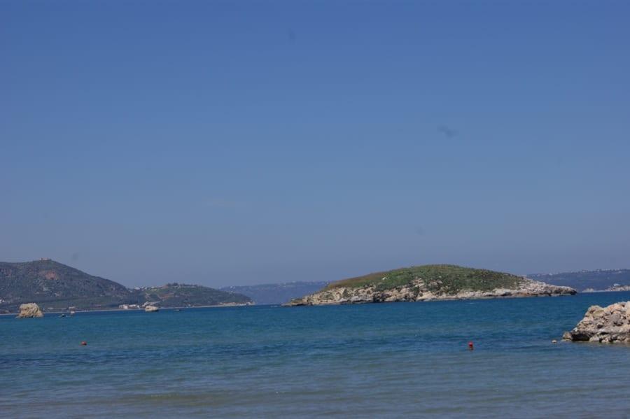 crete chania building land