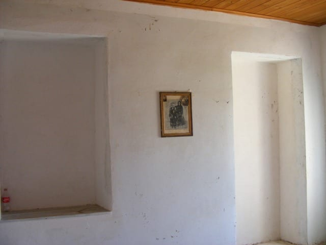 Evia Styra traditional village house