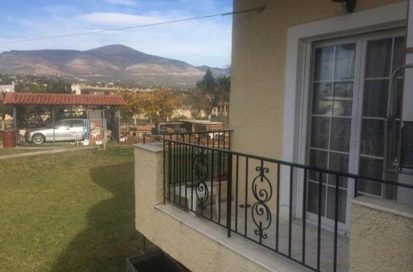 evia renovated house at Eretria