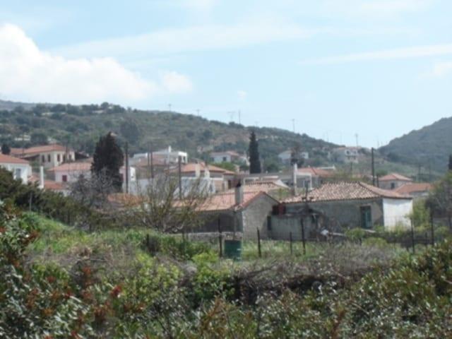 sale evia building land