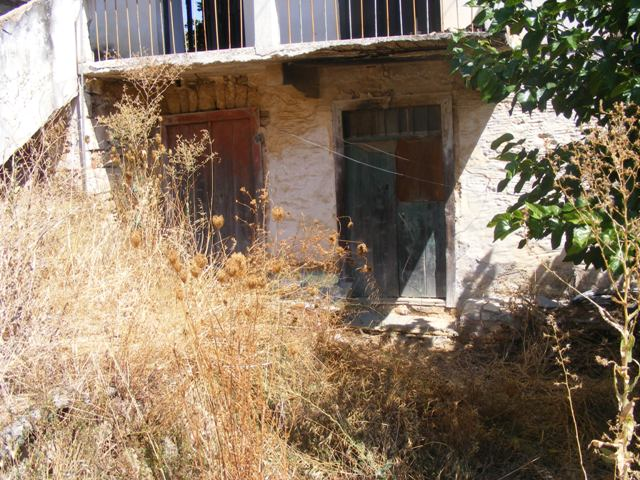 village house for renovation Evia