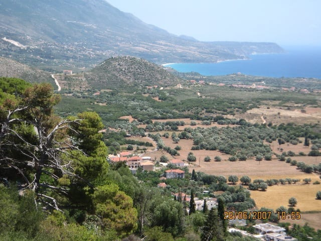 Kefalonia land for sale