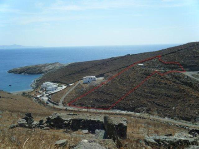 building land on Kythnos