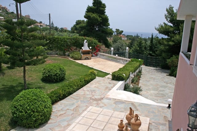 Porto Heli luxury villa for sale