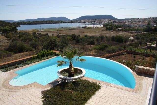 Ermioni a luxury villa near beach