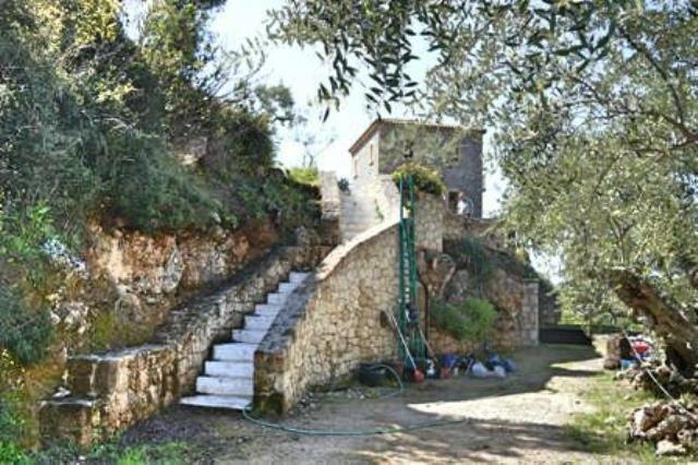 Mani Kardamili; building land & new villa