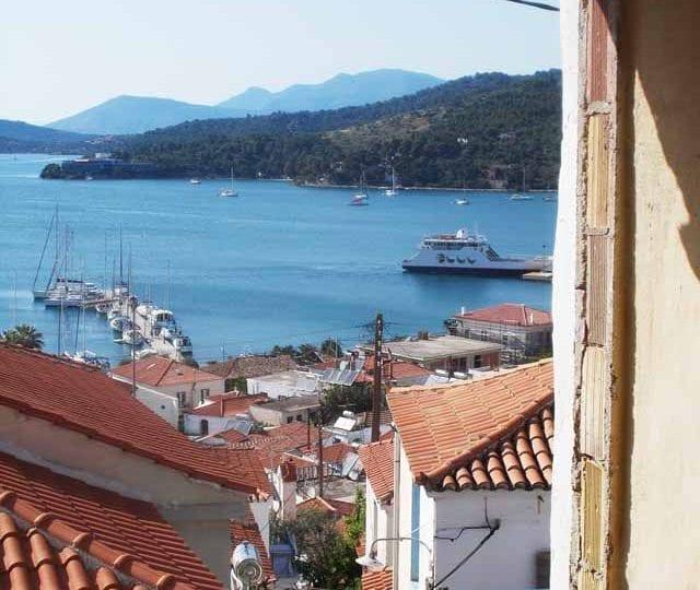 renovation property for sale on Poros