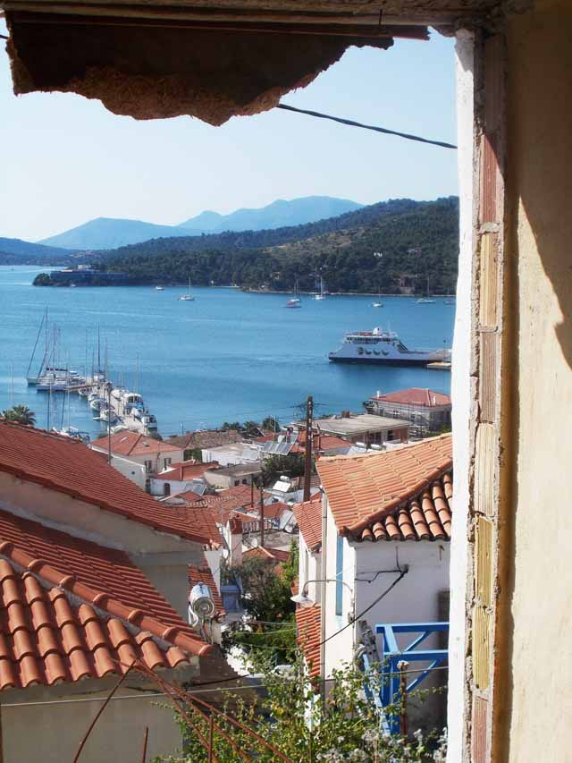 renovation property for sale on Poros