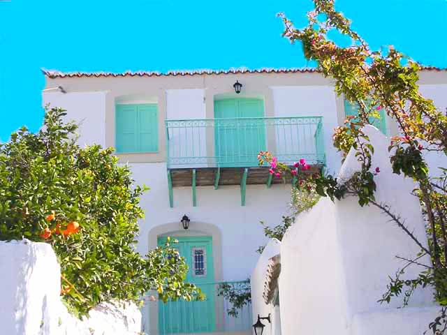 Poros holiday home