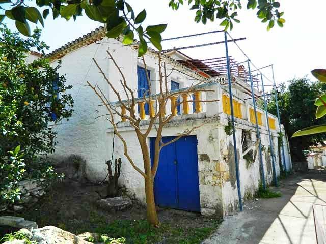 Poros renovation property