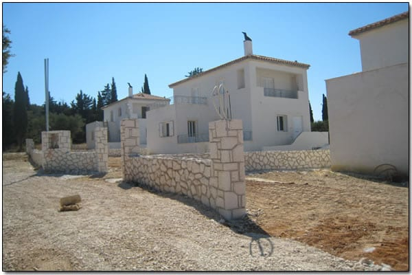 Zakynthos new luxury villa development