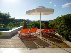 Zakynthos luxury villa for sale Keri Beach