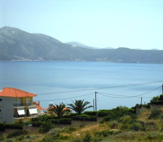 Evia house for sale near beach