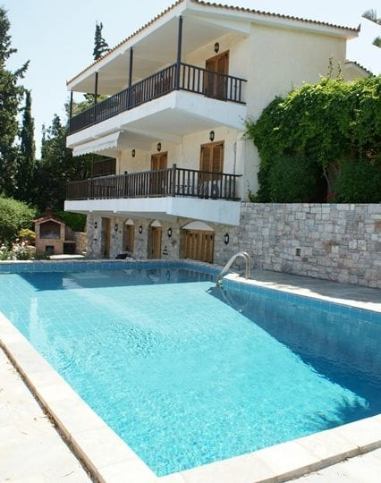 Melissi luxury villa
