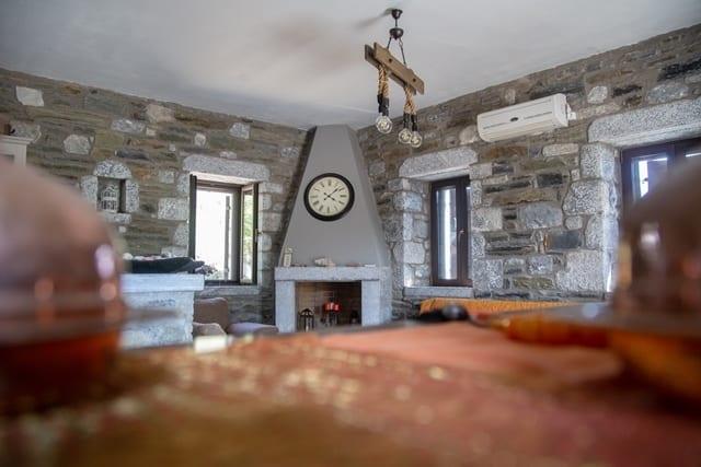new stone Mani villa