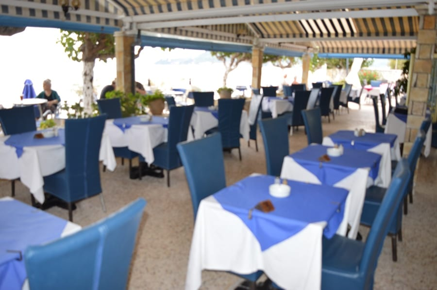 Ionian islands beachfront hotel for sale