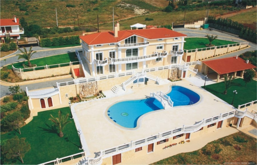 Athenian Riviera a luxurious residence for sale