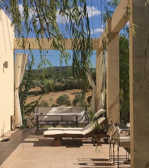 luxury villa for sale at Oropos