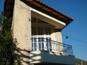 Evia traditional restored house for sale