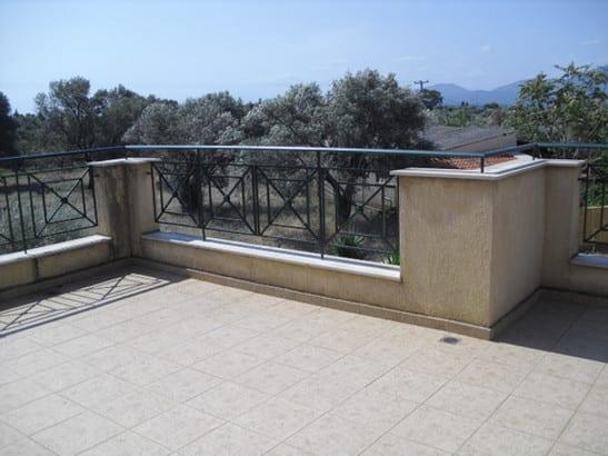 Evia villa near the sea