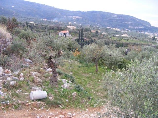 Mani Agios Nikolaos building plot