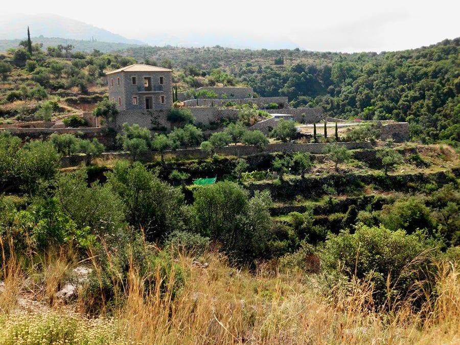 Mani Kardamili development land