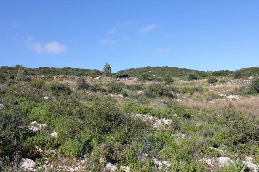 sea front building plots at Skinari