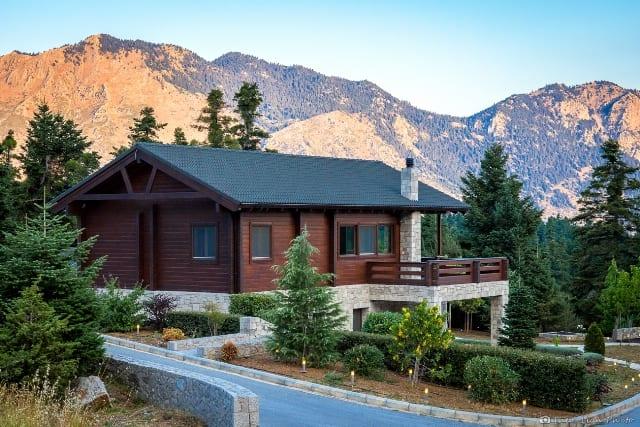 Mount Parnassos a luxury resort for sale