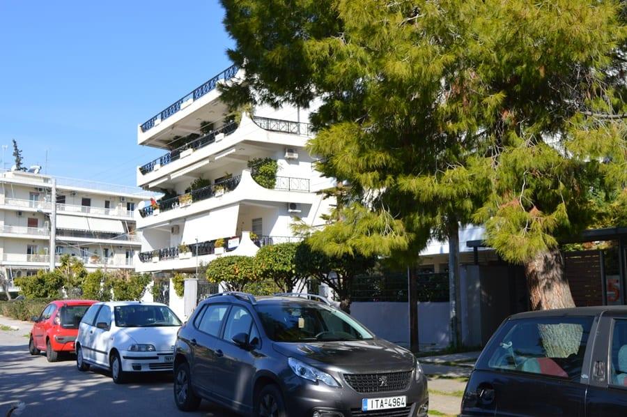 athens glyfada a first floor apartment
