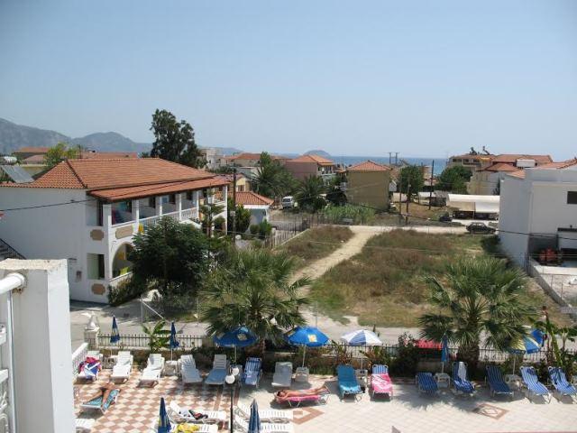 Zakynthos building land
