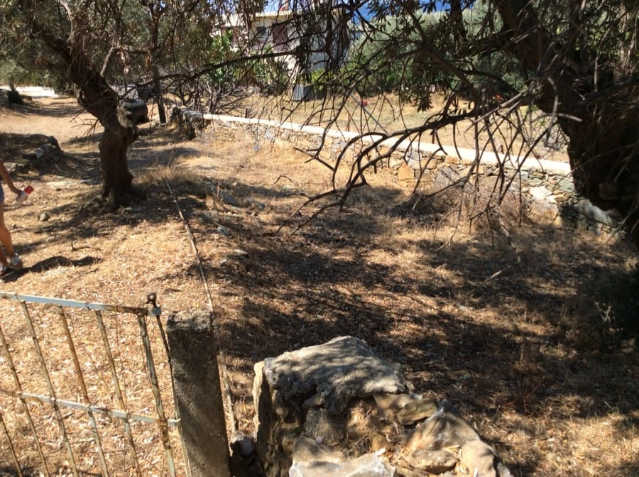 building plot for sale on Lesvos