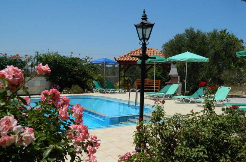 3 Bungalows for sale in chania crete