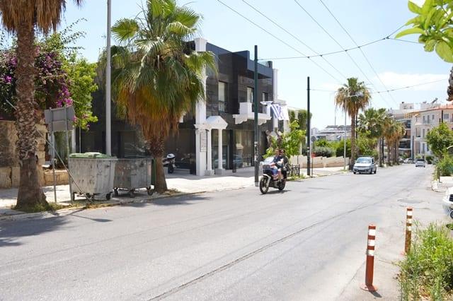 luxury apartment in Kastella Pireaus
