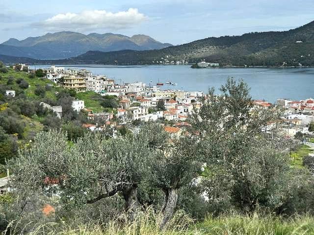 peloponnese land