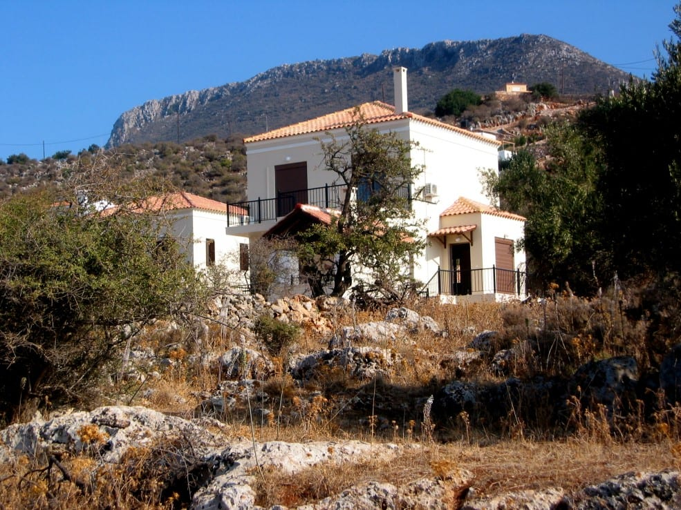 Villa in Apokoronas Chania Crete for sale