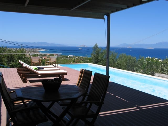 Saronic Islands luxury villa