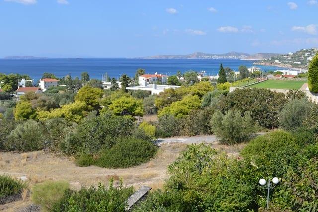 Lagonissi a luxury villa