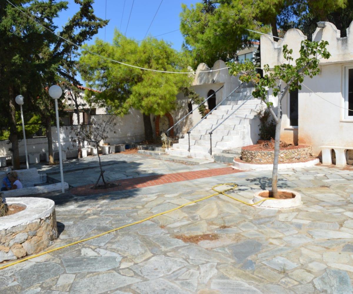Riviera villa Lagonissi