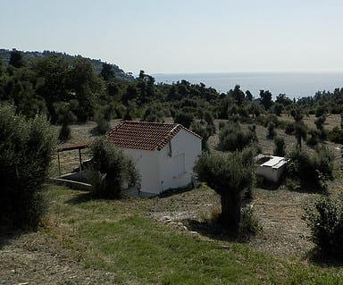 holiday cottage Evia