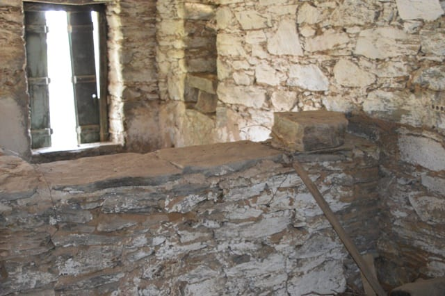Evia restoration house