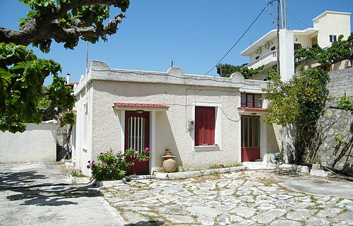styra cottage Evia