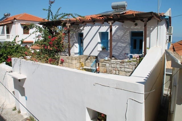 Koroni holiday apartment complex