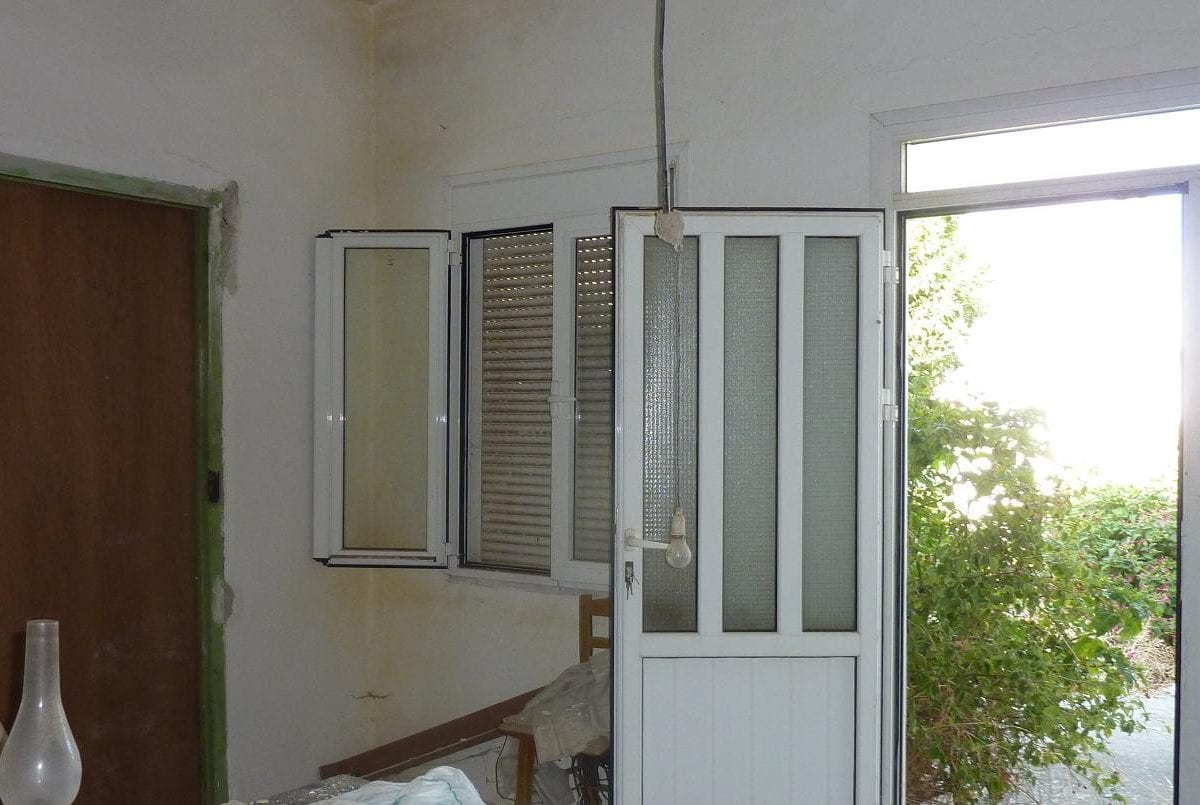 Cretan renovation cottage