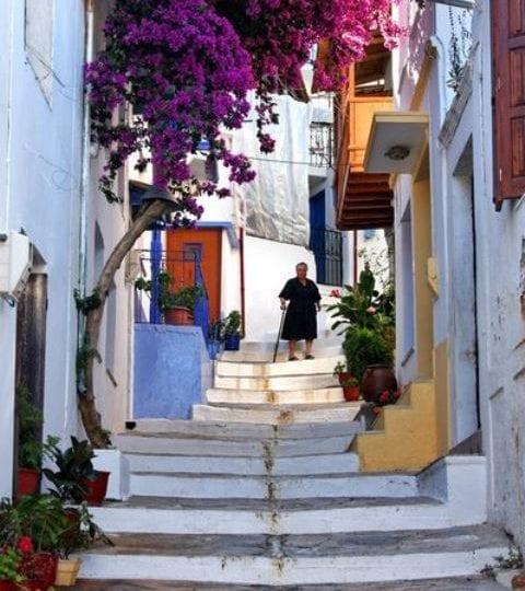 Skopelos villa