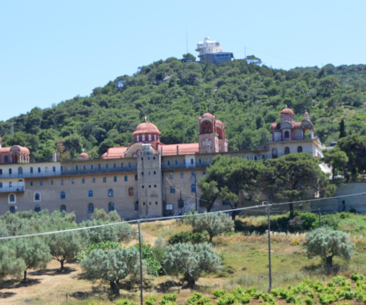 Porto Rafti Villa
