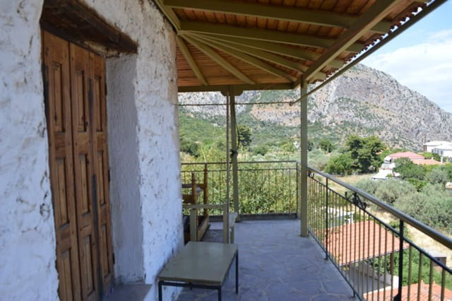 Driopi holiday cottage