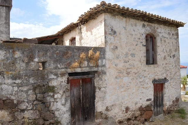 Agia Theodori renovation cottage